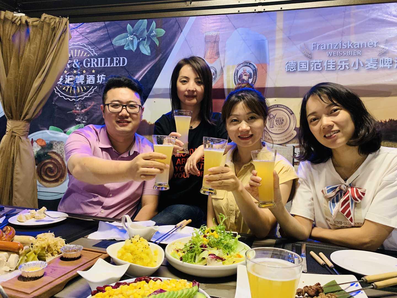 CSA社群支持农业-清华研修班