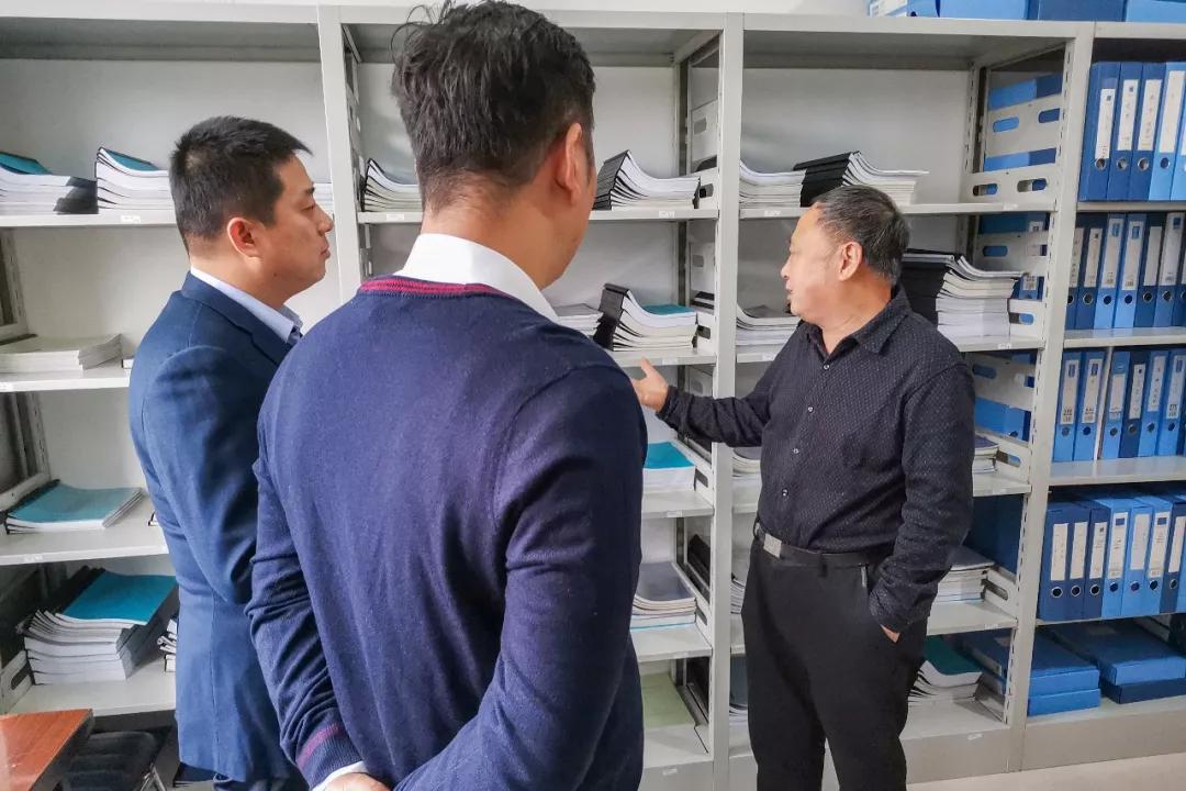 头条资讯 绿农集团领导带队走访庆安,考察基地建设和生产销售情况!