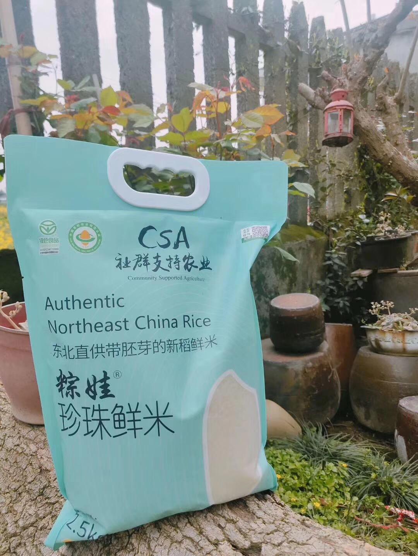 珍珠鲜米-素材